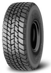 Los neumáticos para las grúas y otra técnica de