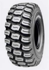 Los neumáticos para la técnica de carrera: