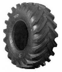 Los neumáticos para los cargadores (elast):