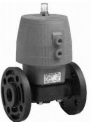 Мембранный клапан тип DIASTAR, PVC-U