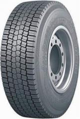 Los neumáticos de las fábricas de Rusia,
