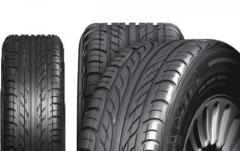 Tires, autotires of domestic and import