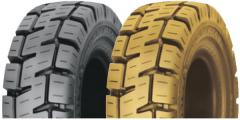 Auto parts to special equipment: tires for special