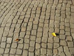 Stone blocks Chipped