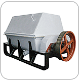 MG-075 clay mixer for preparation of solutions