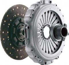 Clutch plate KAMAZ, disk KAMAZ conducted couplings