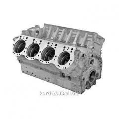 Блок цилиндров двигателя ЯМЗ-238