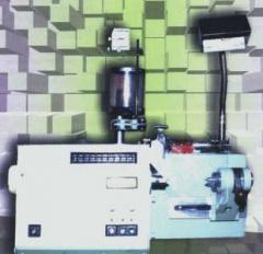 The machine for winding of PH-0,25 minicoils