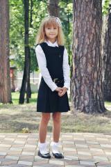 Trägerröcke für Mädchen