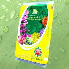 Субстрат для азалий и хвойных растений 10 л