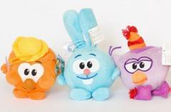 Toys Nurseries Soft on zakaz-Podushki Smeshariki,