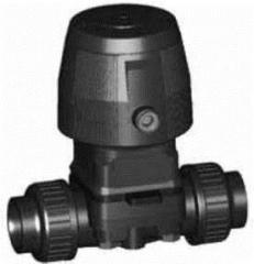 Мембранный клапан тип DIASTAREco,   PVC-U, ...