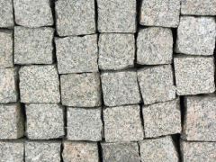 Stone blocks granite, wall masonry materials,