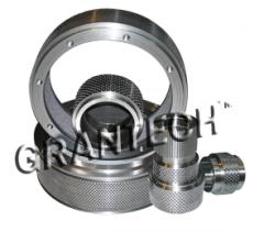 Матрица для грануляторов Грантех, ОГМ,  Б6-ДГВ,