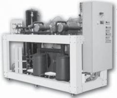 Multicompressor refrigerating units