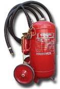 Recharge of OP-50 fire extinguishers