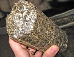 Briquettes fuel Nestro.