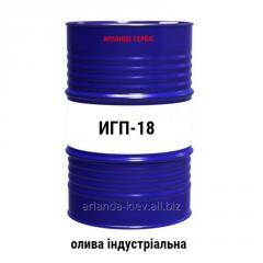 Oil industrial IGP-18