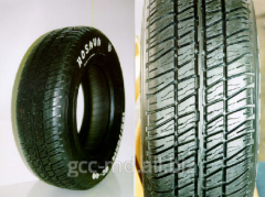 Road all-weather tire VS-43 'ROSAVA'