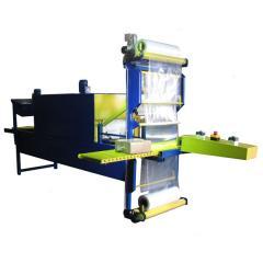 Packing thermoshrinkable machine (semiautomatic