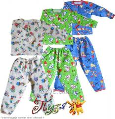 Pajamas are children's