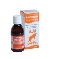Экстракты лекарственные: Пантокрин