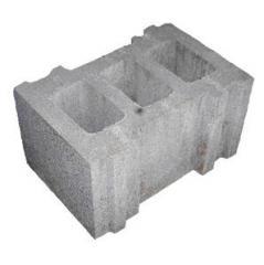 Блоки строительные пустотелые стеновые от