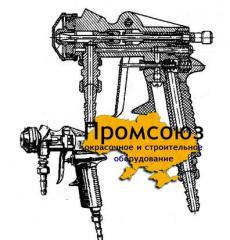 Распылитель шпаклёвочный СО-123 А. Оборудование