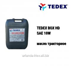Oil transmission TEDEX BOX SUPER HD 10W (canister