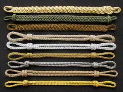 Filigree thong braids