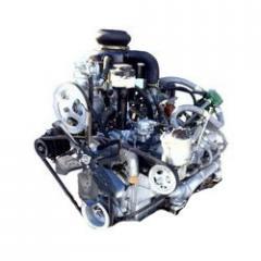 Двигатель ЗИЛ-130 в сборе без коробки передач, c хранения.