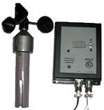 Анемометр М-95МЦ крановый сигнальный цифровой  для