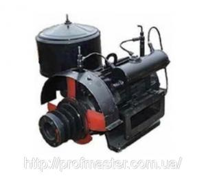 The pump is vacuum, the compressor for the cement