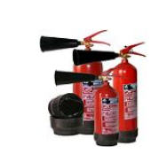 Spare parts to fire extinguishers