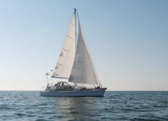 Паруса для малых яхт