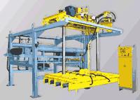 Оборудование для производства силикатного кирпича.