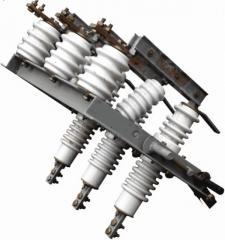 Disconnector RVFZ-10/1000 I, II