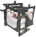 Induction steel-smelting IST-0,16/0,1 I1 furnace