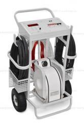 Automatic circuit breaker tester UPA-16