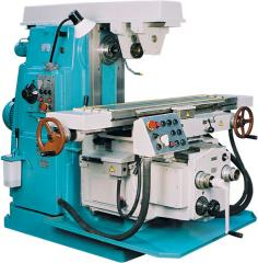 The milling machine - 6T82G