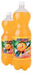 Вода газированная Апельсин