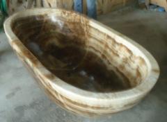 Ванная из оникса
