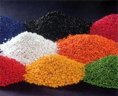 Концентраты пигментов для полимеров (красители)