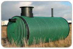 Tanks polyethylene (PE)