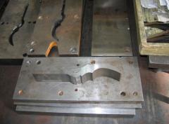 Прес-форми для лиття під тиском деталей з алюмінію