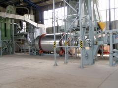 Линии для производства брикетов, биобрикетов и