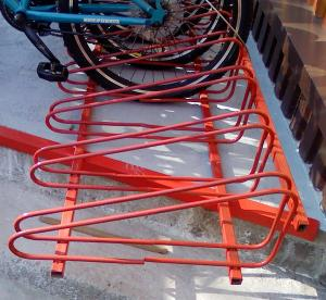 Racks for bicycle parking