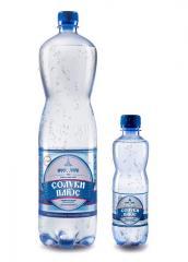 Минеральная природная столовая вода«Солуки Плюс»
