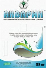 Akvarin - fertilizers mineral complex NPK