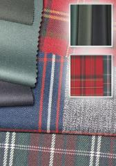 Fabrics for uniform